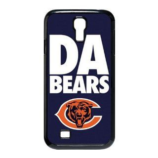 key Custombox NFL Chicago Bears SANSUNG GALAXY S4 I9500 Best Durable Plastic Case Cell Phones & Accessories