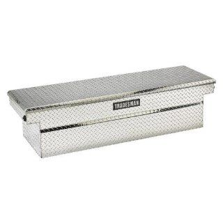 Cross Bed Truck Tool Box Color Silver