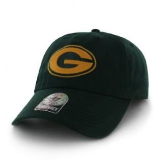 NFL Green Bay Packers Men's Bergen Cap, One Size, Dark Green  Sports Fan Baseball Caps  Clothing