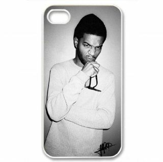 Iphone4/4S cover Kid Cudi Hard Silicone Case Cell Phones & Accessories