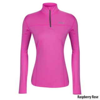 GSX Womens Performance Fitness Quarter Zip Jacket 700934