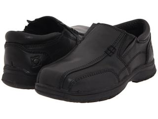 Kenneth Cole Reaction Kids Check N Check 2 (Toddler/Little Kid) Black Leather