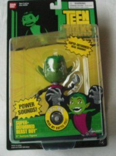 Teen Titans Beast Boy Super Deformed Action Figure Toys & Games
