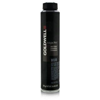 Goldwell Topchic Hair Color Coloration (Can) 8GB Sahara Light Beige Blonde Health & Personal Care