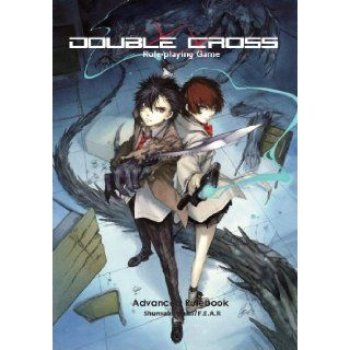 Double Cross Role playing Game   Advanced Rulebook Shunsaku Yano, F.E.A.R 9780990020400 Books