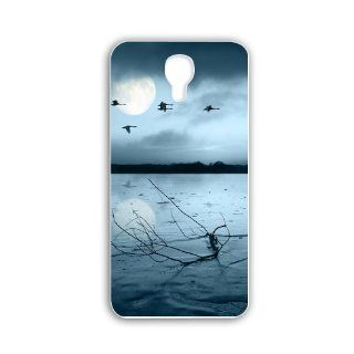 Samsung Galaxy S4 Mobile Case DIY New Creative Cellphone Back Cover Protective Carring Case with Creative Design Pictures Series 8 Sunset Cell Phones & Accessories