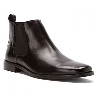 Deer Stags Nolita  Men's   Black Leather