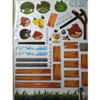 Angry Bird Game Wall Sticker Decal for Baby Nursery Kids Room   Tools Products