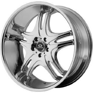 Lorenzo WL031 20x10 Chrome Wheel / Rim 5x112 with a 38mm Offset and a 72.60 Hub Bore. Partnumber WL03121056238 Automotive