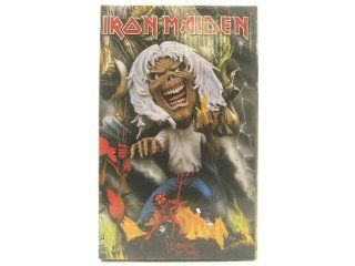 Iron Maiden Number of the Beast Eddie Headknocker Toys & Games