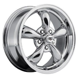 16 inch 16x7 Rev 100C chrome wheel rim; 5x4.75 5x120.65 bolt pattern with a +0 offset. Part Number 100C 6706100 Automotive