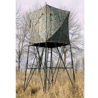 Big Game Treestands Vertex Quad Pod and Blind Combo 429140