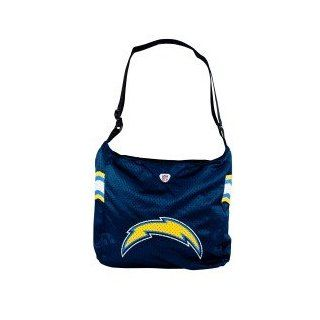 NFL San Diego Chargers Team Women's Jersey Tote  Sports Fan Handbags  Clothing