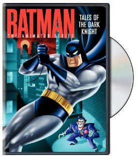 Batman The Animated Series Tales of the Dark Knight Roddy McDowell, Ed Asner, Bruce Timm Movies & TV
