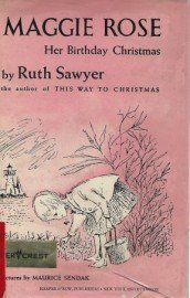 Maggie Rose Her Birthday Christmas Ruth Sawyer, Maurice Sendak 9780060252014 Books