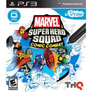 Draw Marvel Super Hero Squad Comic Combat  (Pla