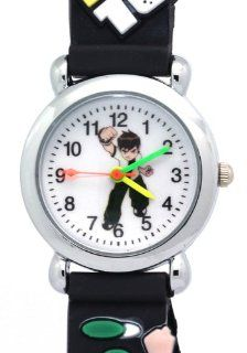 Timernall Original Ben10 Round White Dial Grey Kids Watches TimerMall Speciality Watches