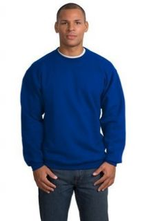 Port & Company   Crewneck Sweatshirt, PC90, Royal, M at  Men�s Clothing store
