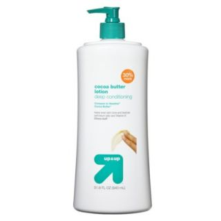 up & up™ Cocoa Butter Body Lotion   31.8 oz.