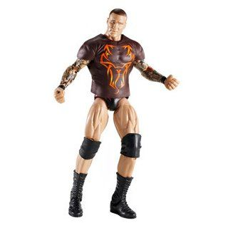 RANDY ORTON   ELITE 12 WWE TOY WRESTLING ACTION FIGURE Toys & Games