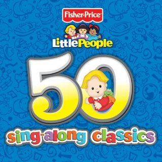 Fisher Price Little People 50 Sing Along Classics Music