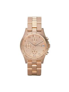 Marc by Marc Jacobs MBM3074 Henry Rose Gold Ladies Bracelet Watch