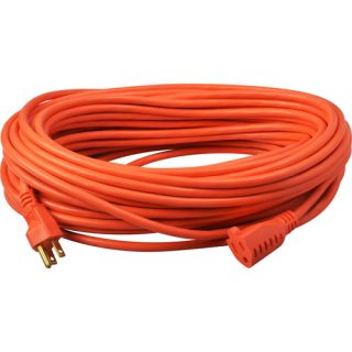 Coleman Cable 100 Outdoor Extension Cord