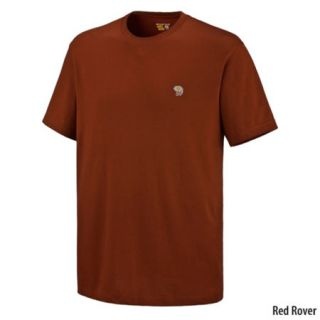 Mountain Hardwear Mens Short Sleeve Logo Tee 442220