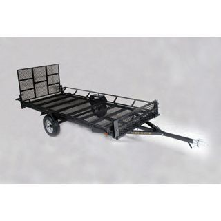 North Star Sportstar III WG Trailer with Gate Kit 411111
