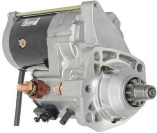 NEW 12V 11T CW STARTER MOTOR JOHN DEERE BACKHOE LOADER 315SJ 325SJ TMC RE504244 Automotive