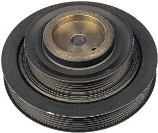 "Dorman 594 279 6 1/8"" Double Serpentine Harmonic Balancer Automotive"