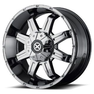 "American Racing ATX AX192 Wheel with Bright PVD Finish (20x9""/5x150mm) Automotive"