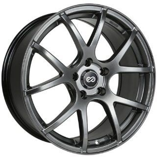 "Enkei M52  Performance Series Wheel, Hyper Black (17x7.5""   5x114.3/5x4.5, 40mm Offset) One Wheel/Rim Automotive"