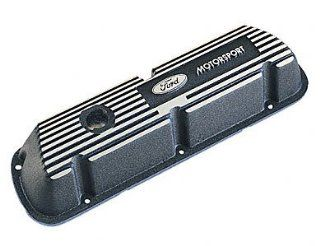 Ford Racing M6582A301R Valve Cover, Black Matte Finish Automotive