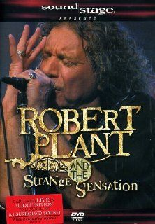 Soundstage Robert Plant & Strange Sensation Movies & TV