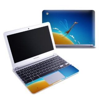 Learn to Fly Design Protective Decal Skin Sticker (High Gloss Coating) for Samsung Chromebook 11.6 inch XE303C12 Notebook Computers & Accessories