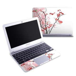 Pink Tranquility Design Protective Decal Skin Sticker (High Gloss Coating) for Samsung Chromebook 11.6 inch XE303C12 Notebook Computers & Accessories
