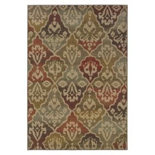 Empire Floral Area Rug