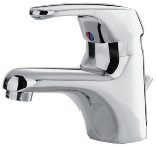 American Standard 1480.101.295 Seva Single Control Lavatory Faucet, Satin   Touch On Bathroom Sink Faucets
