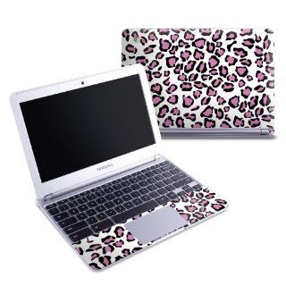 Leopard Love Design Protective Decal Skin Sticker (High Gloss Coating) for Samsung Chromebook 11.6 inch XE303C12 Notebook Computers & Accessories