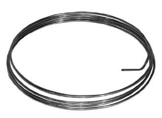 "1/4"" OD 304/304L Welded Stainless Steel Tube, 20 Gauge (.035)   10' Coil Automotive"