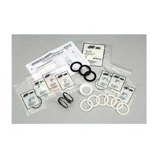 Ingersoll Rand   637176   Diaphragm Pump Repair Kit, Fluid