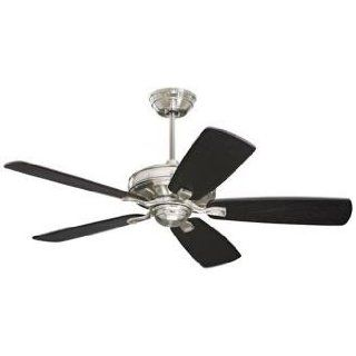 "60"" Emerson Carrera Grande Brushed Steel Ceiling Fan"