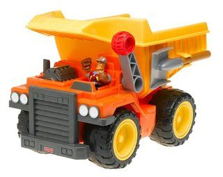 Tuff Rumblin Dump Truck Toys & Games