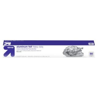 up & up™ Heavy Duty Aluminum Foil 50 sq ft