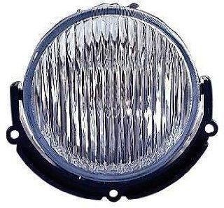 Depo 330 2022N AS Ford Mustang Driver/Passenger Side Replacement Fog Light Assembly Automotive