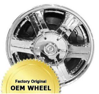 CHRYSLER PACIFICA 17x7.5 6 SPOKE Factory Oem Wheel Rim  CHROME SILVER   Remanufactured Automotive