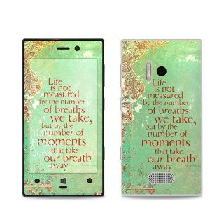 Measured Design Protective Decal Skin Sticker (Matte Satin Coating) for Nokia Lumia 928 Cell Phone Cell Phones & Accessories