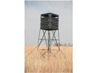 BIG GAME HUNTING THE TROPHY BOX  Hunting Tree Stands  Sports & Outdoors