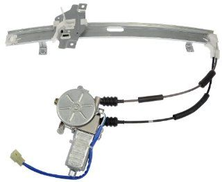 Dorman 748 379 Kia Front Passenger Side Window Regulator with Motor Automotive